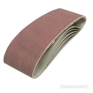 papier abrasif pour ponceuse à bande